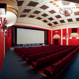Кинотеатры Соснового Бора