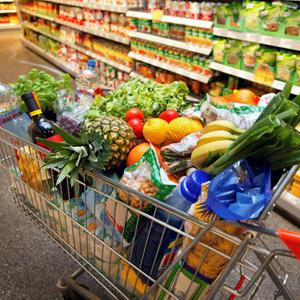 Магазины продуктов Соснового Бора