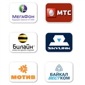Операторы сотовой связи Соснового Бора