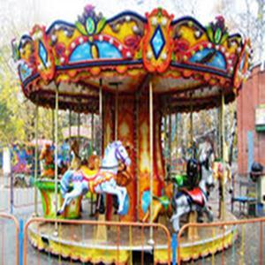 Парки культуры и отдыха Соснового Бора