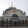 Железнодорожные вокзалы в Сосновом Бору
