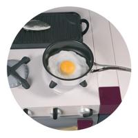 Кафе Встреча - иконка «кухня» в Сосновом Бору